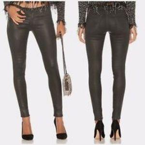 AG The Legging Coated Jeans